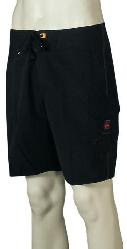Zoom for Quiksilver Waterman Rocky Boardshorts - Classic Black