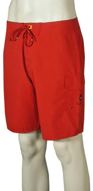 Zoom for Quiksilver Waterman Rocky Boardshorts - Red
