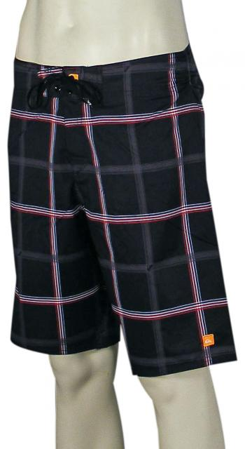 Quiksilver Waterman Square Root Boardshorts - Black