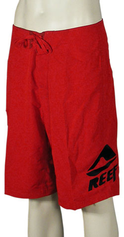 Reef Me Again Boardshorts - Red