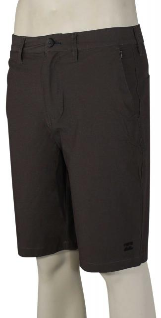Billabong Crossfire X Twill Hybrid Shorts - Black