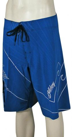 Billabong Knock Out Stealth Boardshorts - Vintage Blue