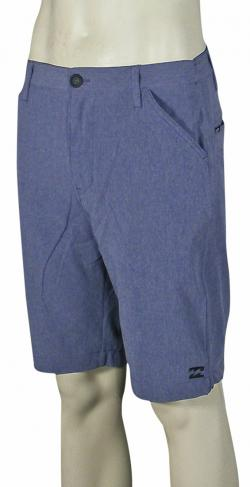 Billabong Crossfire Hybrid Shorts - Deep Blue