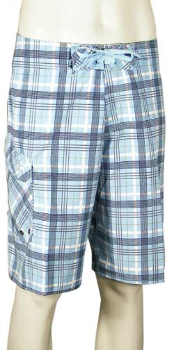 Zoom for Quiksilver Duke and Duke Boardshorts - Smith Blue