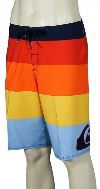 Quiksilver Clink Boardshorts - Chili Pepper