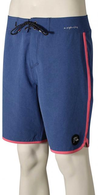 Quiksilver Highline Scallop Boardshorts - Riviera