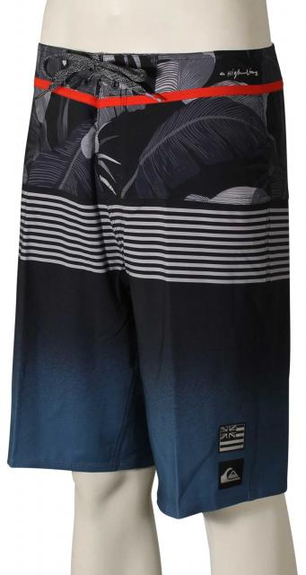 Quiksilver Highline Division Hawaii Boardshorts - Blue Night
