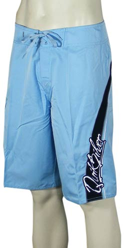 Zoom for Quiksilver Back Up Boardshorts - Light Blue