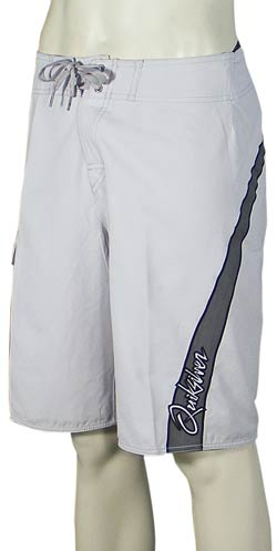 Zoom for Quiksilver Go Forward Boardshorts - Fog