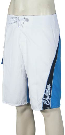 Quiksilver Go Forward Boardshorts - White