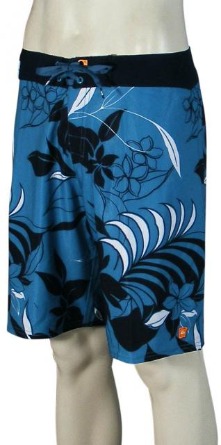 Quiksilver Cypher Tropic Boardshorts - Blue