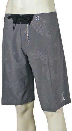 Hurley Phantom Grid Weld Boardshorts - Graphite