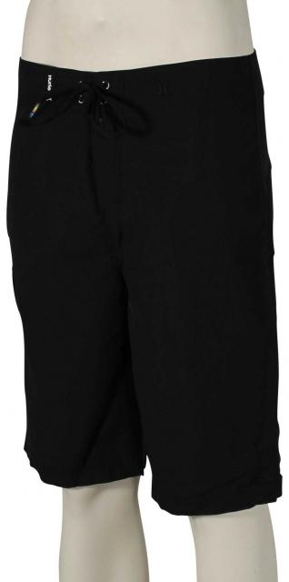Hurley One and Only Solid Boardshorts - Black