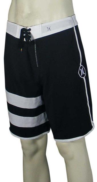 Zoom for Hurley Phantom Block Party Boardshorts - Black
