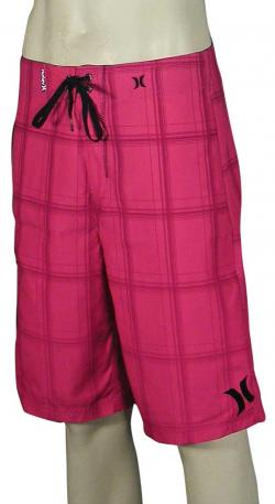 Zoom for Hurley Puerto Rico Blend Boardshorts - Magenta