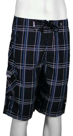 Zoom for Hurley Puerto Rico Boardshorts - Black / Blue
