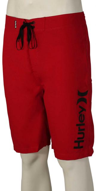 Hurley One and Only 2.0 Boardshorts - Classic Gym Red