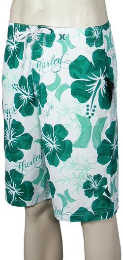 Zoom for Hurley North Shore Boardshorts - Celtic Green