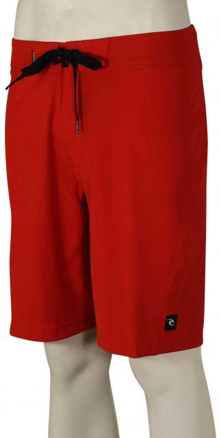 Rip Curl Mirage Core Boardshorts - Solid Red