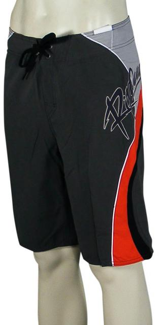Rip Curl Daily Dose Boardshorts - Charcoal / Red