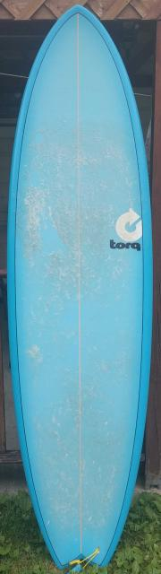 Used Torq Fish Surfboard - 6'10