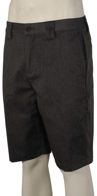 O'Neill Contact Stretch Walk Shorts - Dark Charcoal
