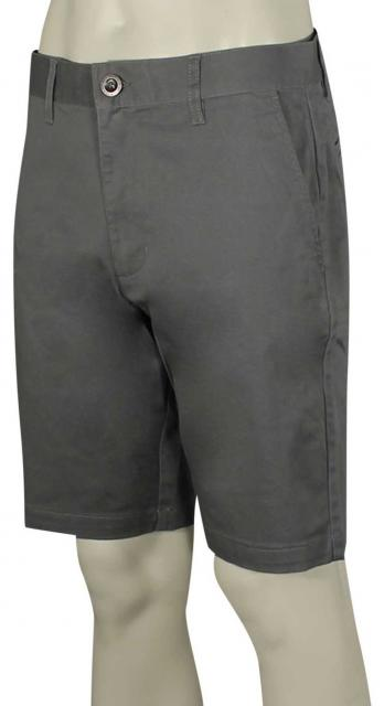 RVCA Weekend Stretch Walk Shorts - Smoke