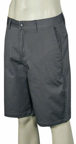 Zoom for Volcom Frickin' Chino Walk Shorts - Pewter