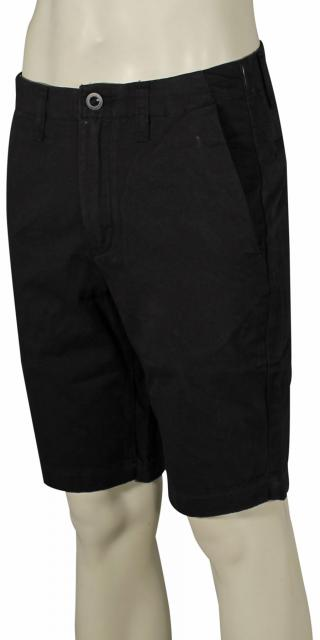 Volcom Faceted Walk Shorts - Black