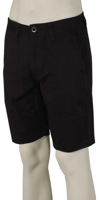 Volcom Frickin Lightweight Chino Shorts - Black