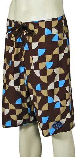 Quiksilver Waterman Metropolis Boardshorts - Brown