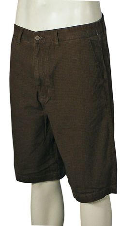 Quiksilver Waterman Cliffside Walk Shorts - Chocolate