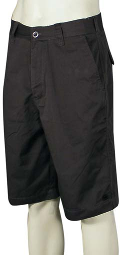 Billabong Traitor Relaxed Fit Walk Shorts - Dark Charcoal