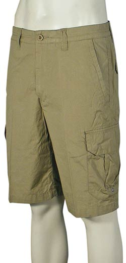 Quiksilver Alphabet City Walk Shorts - Pebble