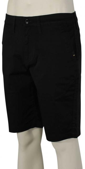 Quiksilver Everyday Union Stretch Walk Shorts - Black