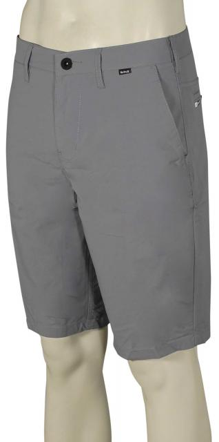 Hurley Dri-Fit Chino Shorts - Classic Cool Grey