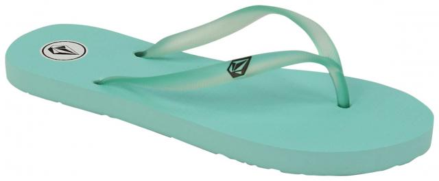 Volcom Girl's Rocking Sandal - Mint