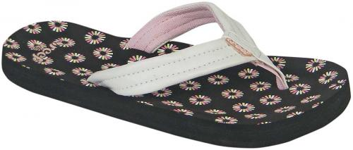 Reef Little Ahi Sandal - Brown / Pink