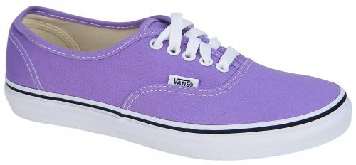 Vans Authentic Shoe - Bougainvillea / True White