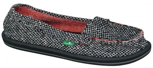 Sanuk Tweedy II Sidewalk Surfer - Black