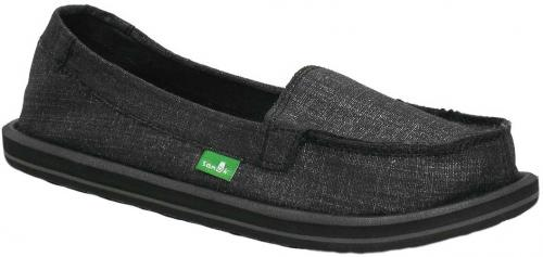 Sanuk Ohm My Sidewalk Surfer - Black