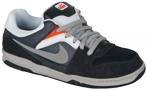 Nike 6.0 Air Zoom Oncore Shoe - Dark Charcoal / Metallic Silver / Ombre