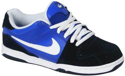 Nike 6.0 Air Zoom Oncore Shoe - Black / Varsity Royal / White