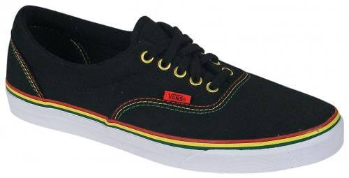 52185ad6c969d6 Vans Era Shoe - Rasta   Black For Sale at Surfboards.com (4714426)