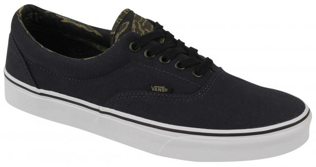 Vans Era Shoe - Vintage Camo   Dark Navy   Black For Sale at Surfboards.com  (4714478) 8d9892d8d