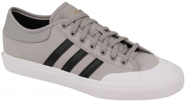 Adidas Matchcourt Shoe - Grey  Black  White - New