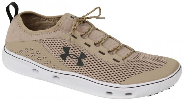 Under Armour Kilchis Shoe - Desert Sand / White / Charcoal