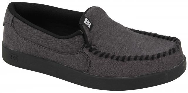 DC Villain TX SE Shoe - Black / Dark Grey