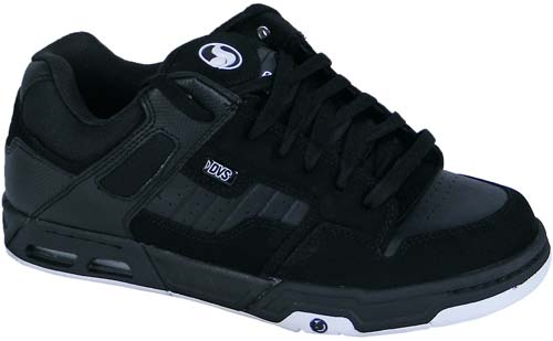 DVS Enduro Heir Shoe - Black / White