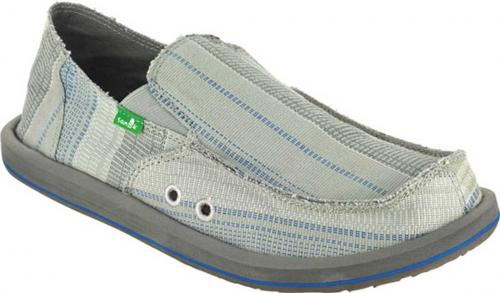 Sanuk Donny Sidewalk Surfer - Grey / Blue